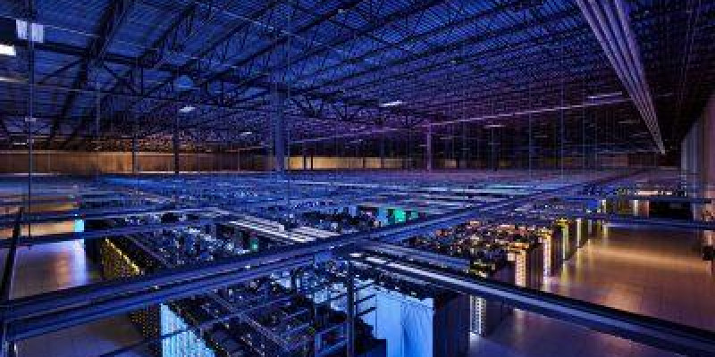 Veja o Data Center do Google em Vídeo 360º