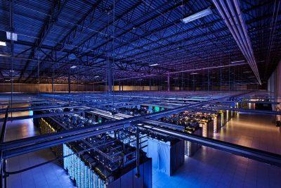 Veja o Data Center do Google em Vídeo 360º