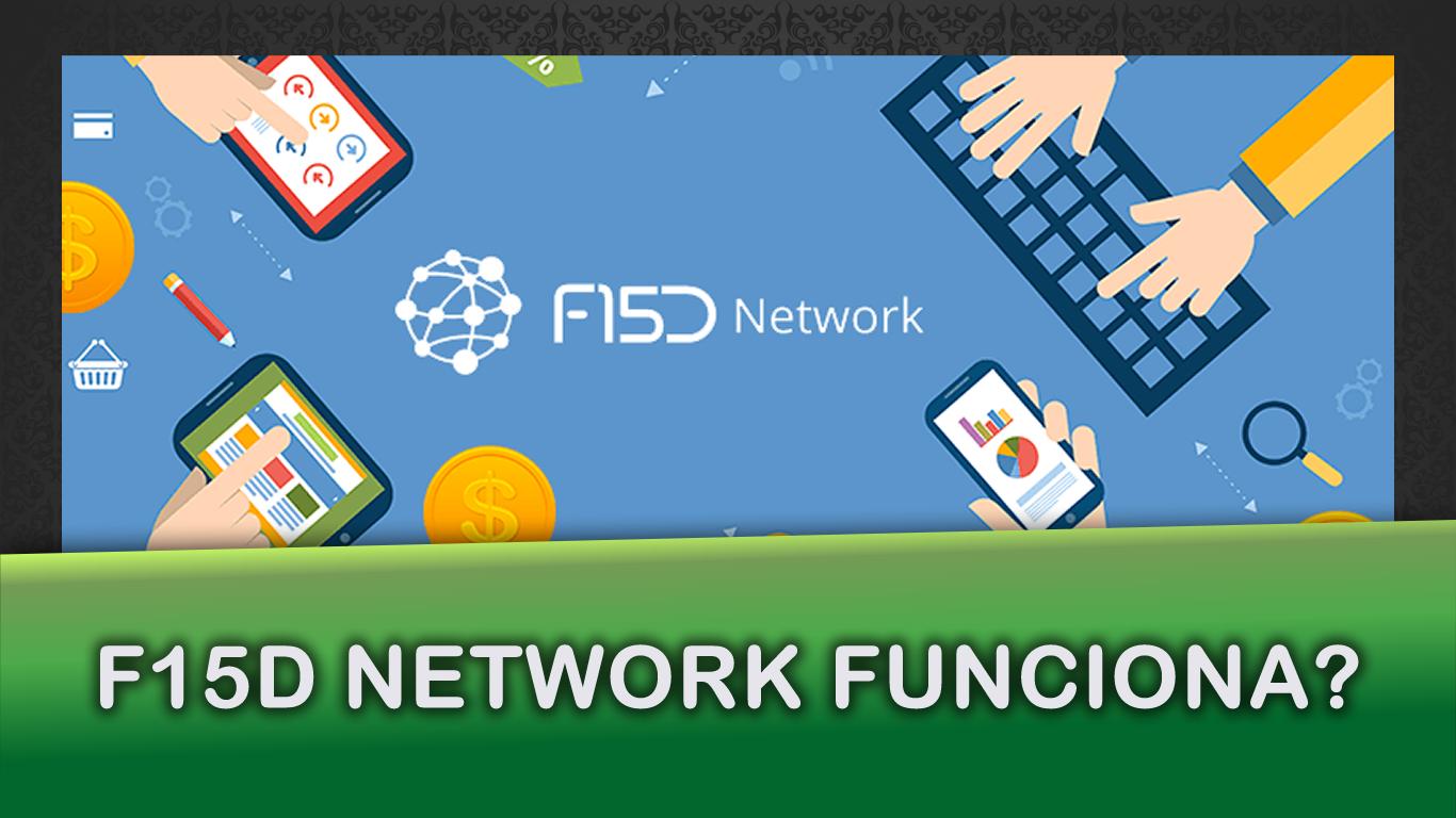 F15d Network Funciona?