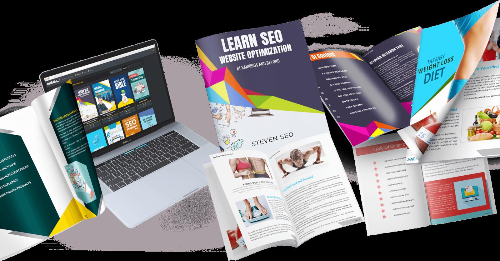 Software para Criação de Ebooks
