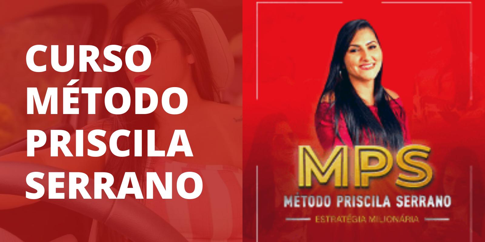 Curso Método Priscila Serrano